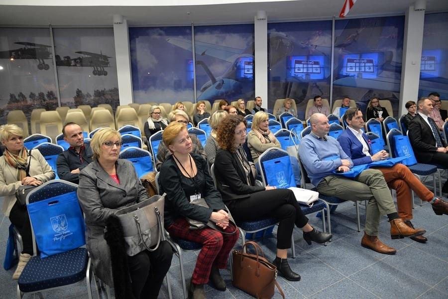 Dom Kultury w Dęblinie gospodarzem szkolenia dla dyrektorów i menadżerów instytucji kultury z terenu