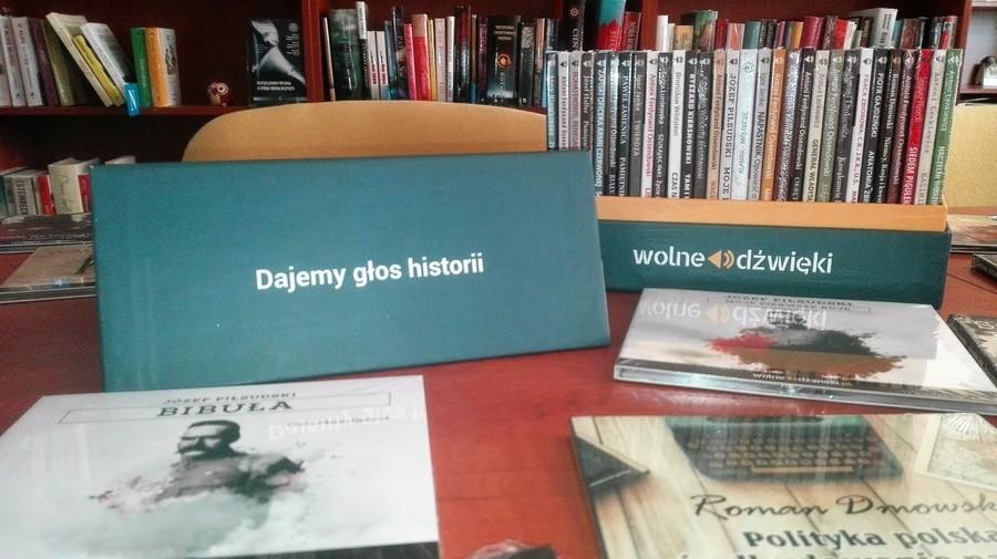 Wolne Dźwięki popłyną z biblioteki