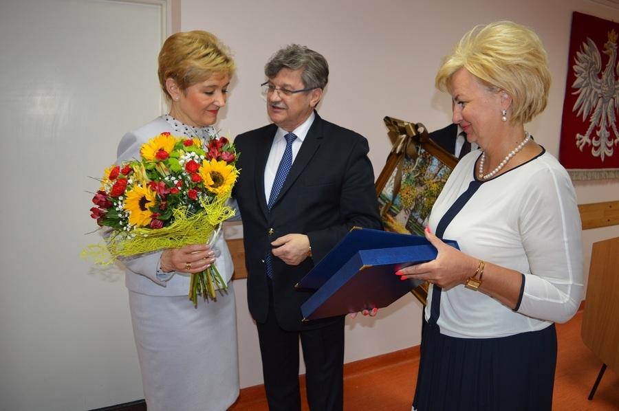 Dyrektor Domu Pomocy Społecznej w Leopoldowie przeszła na emeryturę