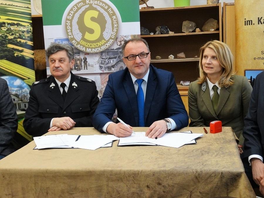 W Sobieszynie-Brzozowej powstał Ośrodek Edukacji Ekologicznej
