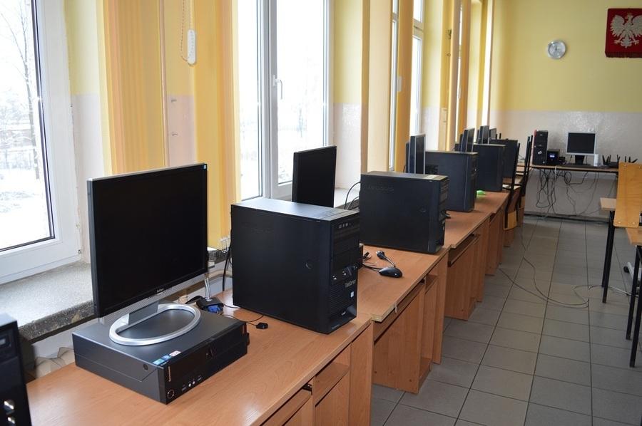 Zespół Szkół Zawodowych nr 1 w Dęblinie – stan przed realizacją projektu