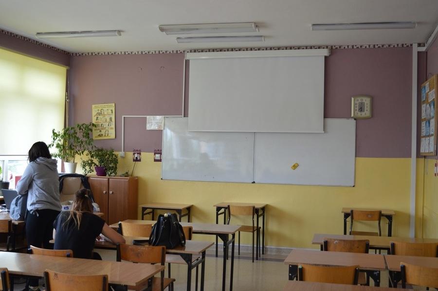Zespół Szkół Zawodowych nr 2 w Dęblinie  – stan przed realizacją projektu