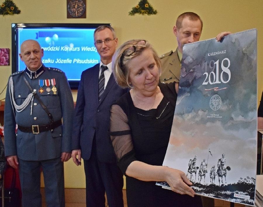 Wychowanek Internatu ZSZ Nr 1 im. Władysława Korżyka w Rykach Szymon Golik wyróżniony w III Wojewódz