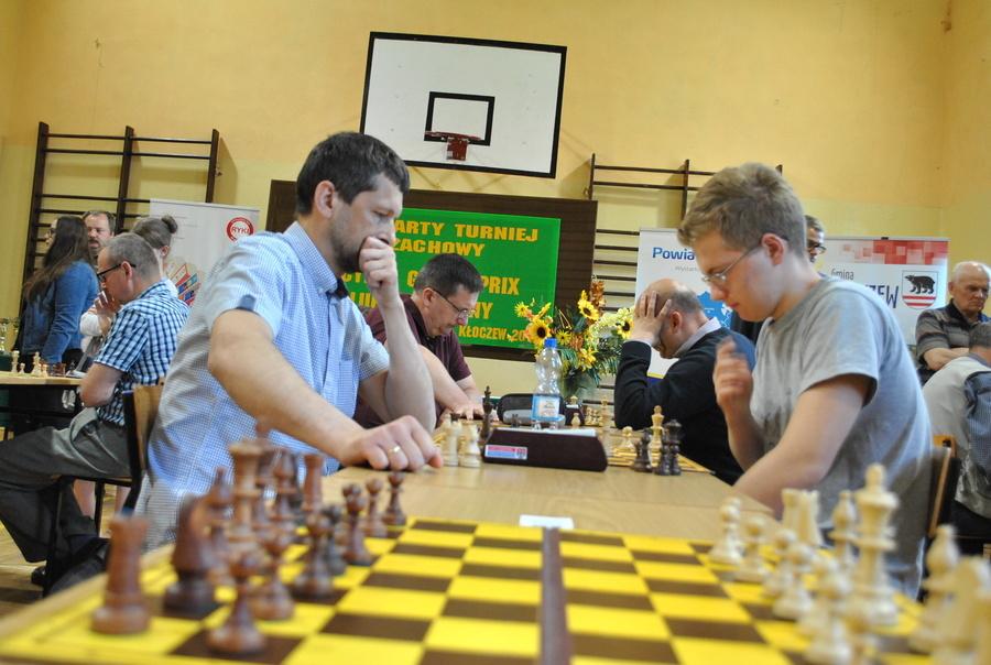 Otwarty Turniej Szachowy w Ramach Grand Prix Lubelszczyzny