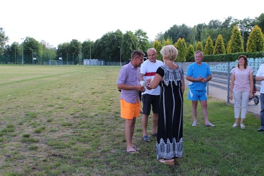 IX Powiatowy Turniej Piłki Nożnej Drużyn Strażackich