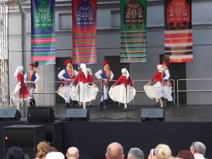 """50-lecie Dziecięcego Zespołu Tańca Ludowego """"RYKI"""""""