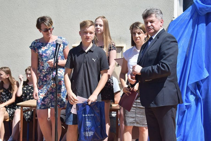 V Forum Młodzieży Powiatu Ryckiego