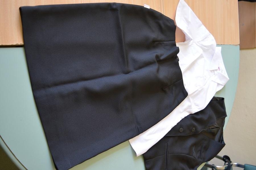 Odzież ochronna i robocza dla uczestników staży i praktyk zawodowych
