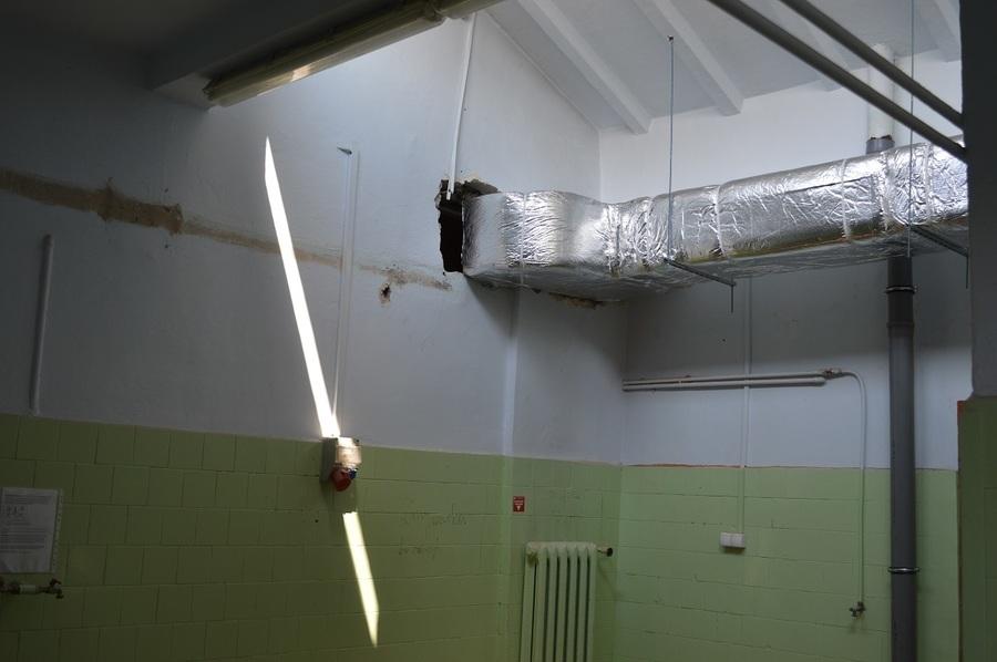 Wykonanie wentylacji i klimatyzacji w budynku warsztatów Zespołu Szkół Zawodowych nr 2 w Dęblinie