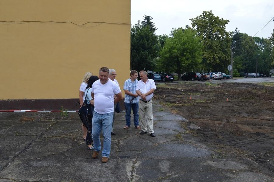"""""""Budowa boisk wielofunkcyjnych w Zespole Szkół Zawodowych Nr 1 w Dęblinie"""""""