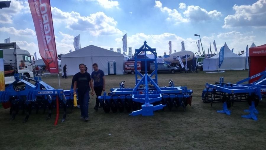 AGRO SHOW XVII MIĘDZYNARODOWA WYSTAWA ROLNICZA