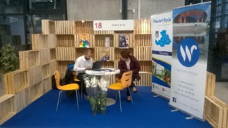 Targi Rynku Usług Turystycznych TOURISM AND EVENTS EXPO w Ostrudzie