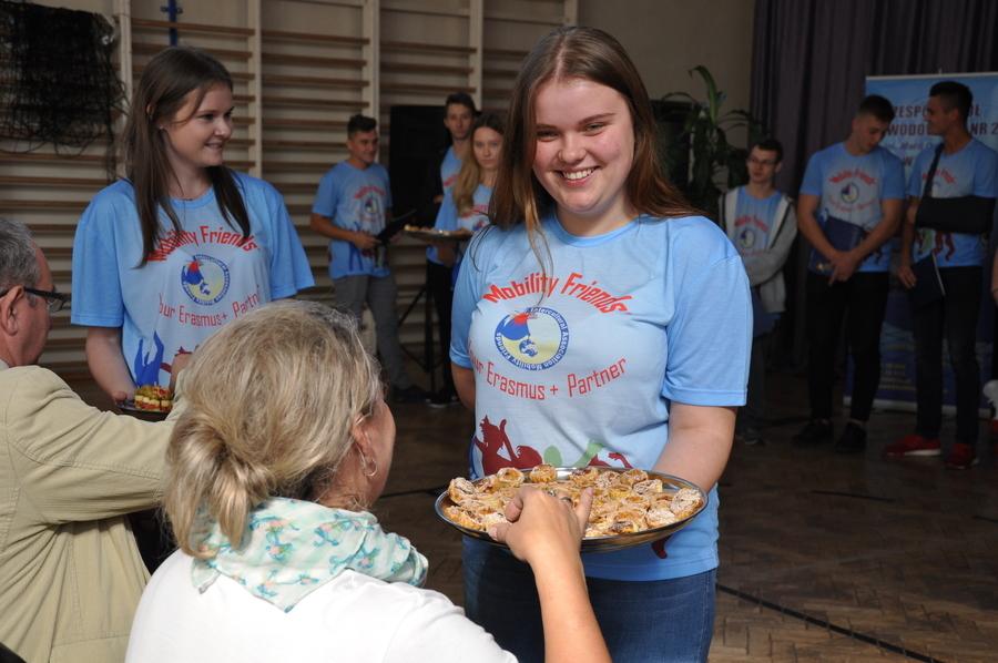 Uczniowie ZSZ nr 2 w Dęblinie podsumowali zagraniczne praktyki