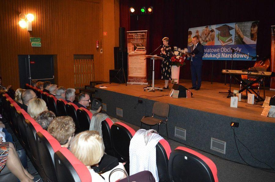 Powiatowe Obchody Dnia Edukacji Narodowej