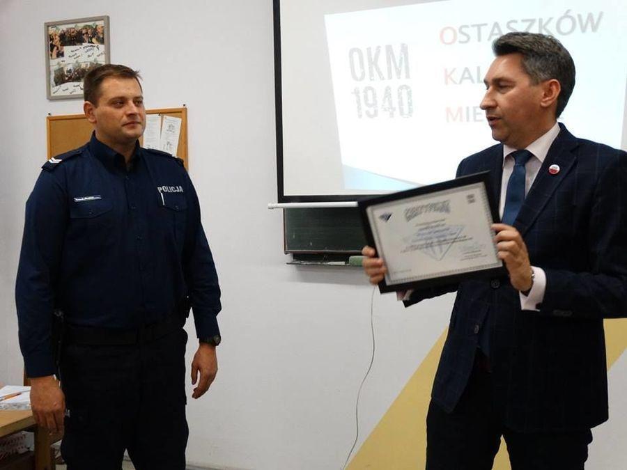 """Warsztaty historyczno-patriotyczne OKM 1940 """"Ostaszków-Kalinin-Miednoje"""""""