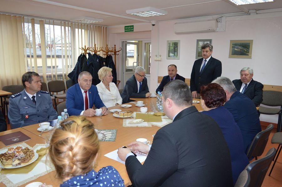 Ostatnia sesja Rady Powiatu i posiedzenia Zarządu Powiatu kadencji 2014-2018