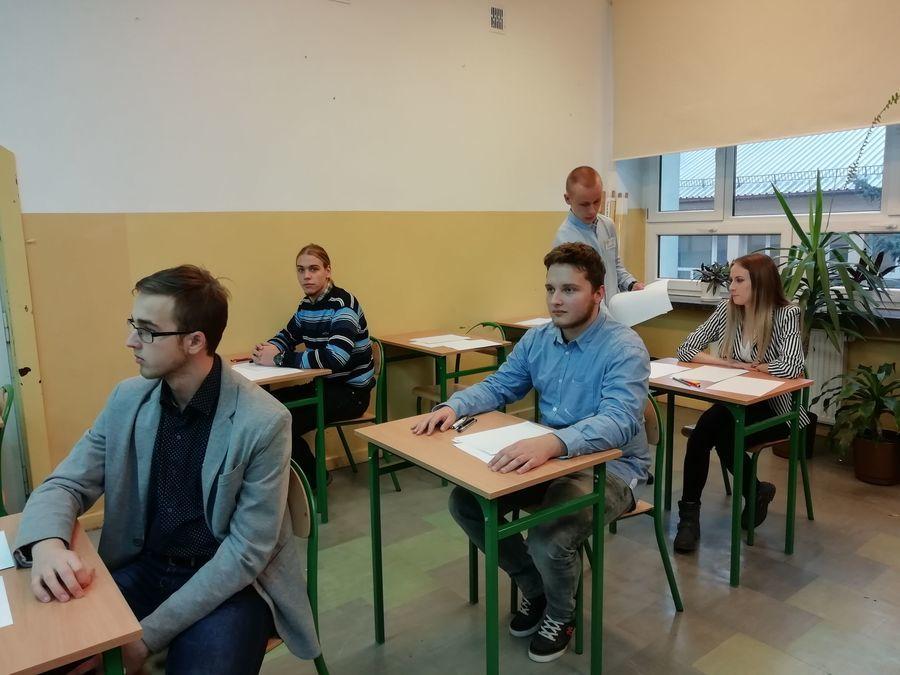 IX edycja konkursu Matematyka w Technice dla Technika