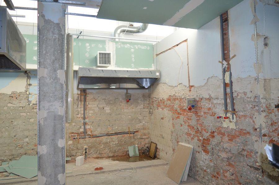 """Odbiór końcowy zadania pn. """" Wykonanie wentylacji i klimatyzacji w pomieszczeniach warsztatów szkolnych ZSZ nr 2 w Dęblinie"""