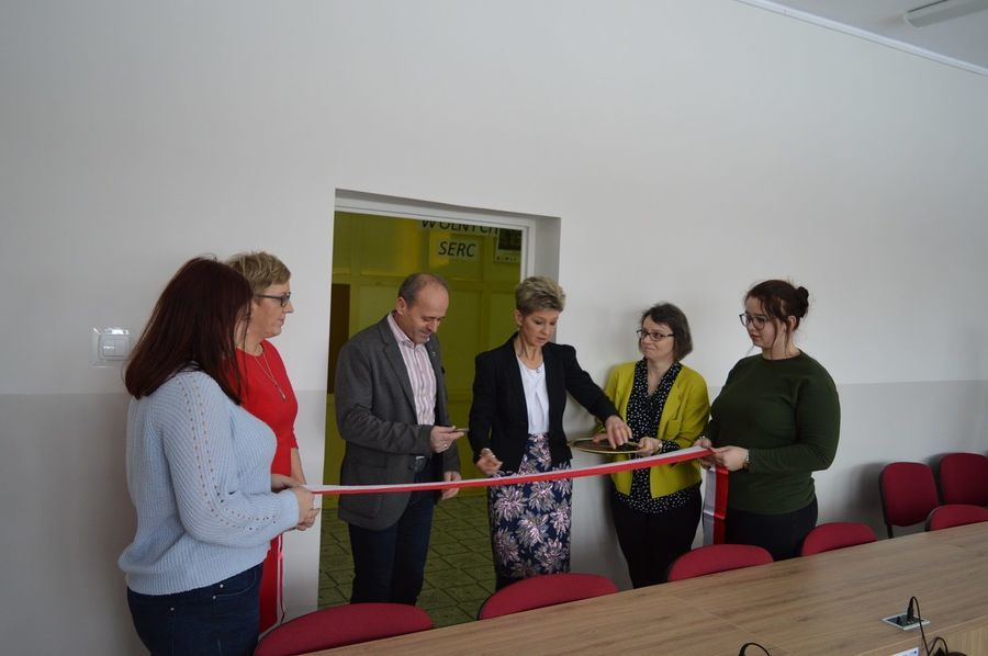 ZSZ nr 2 w Dęblinie i ZSZ nr 2 w Rykach mają nowe laboratoria językowe
