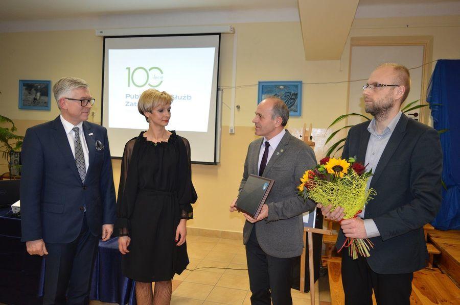 JUBILEUSZ 100 - LECIA PUBLICZNYCH SŁUŻB ZATRUDNIENIA