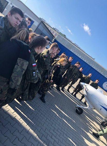 Dzień otwarty w Lotniczej Akademii Wojskowej