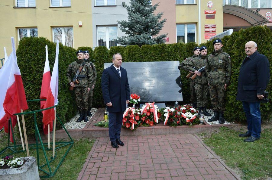 Powiatowe obchody IX rocznicy katastrofy pod Smoleńskiem