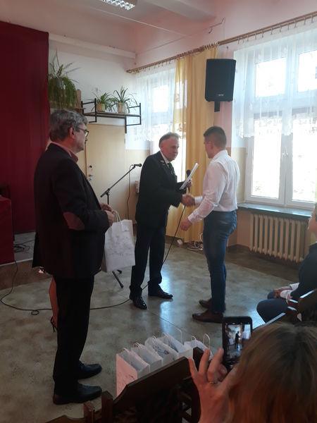 Zakończenie roku maturzystów - ZSZ nr 1 Dęblin