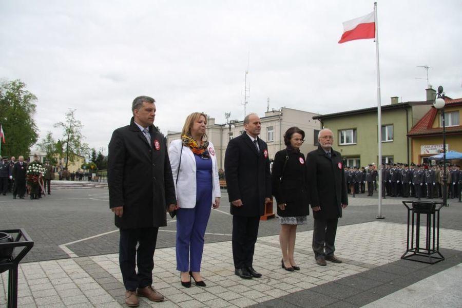 Uroczystości z okazji 228. rocznicy uchwalenia Konstytucji 3 Maja