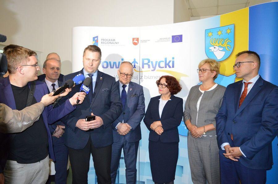 4 mln zł dla Szpitala Powiatowego w Rykach