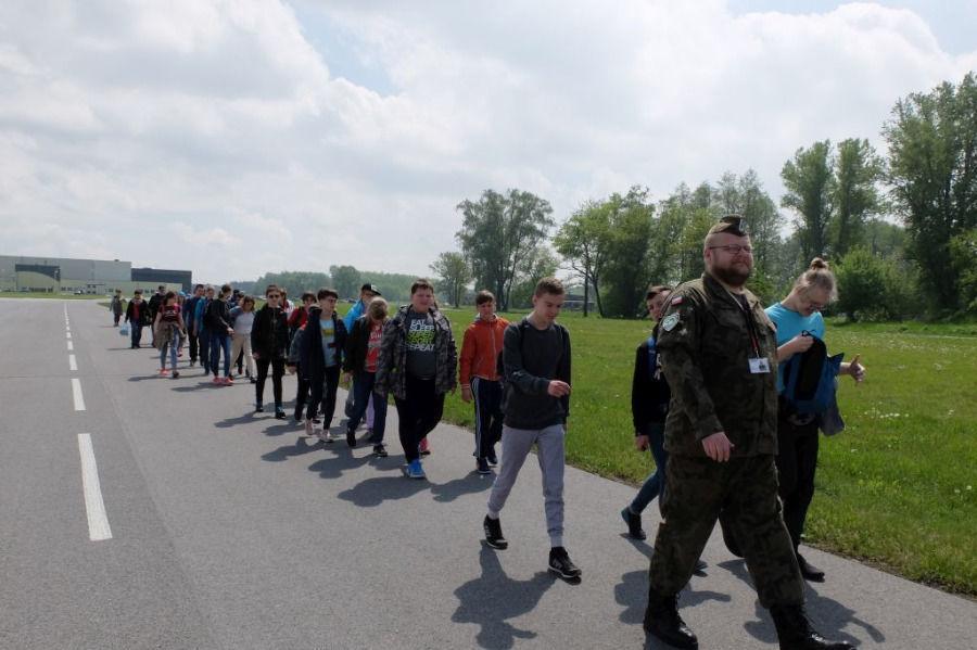 XI Ogólnopolski Integracyjny Zlot Drużyn Nieprzetartego Szlaku ZHP Dęblin