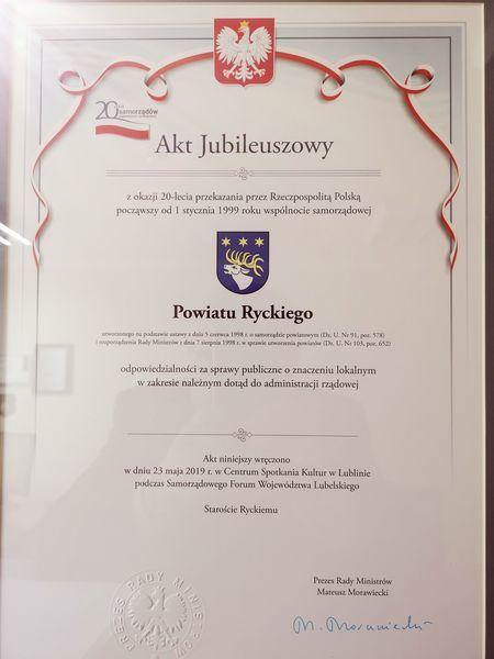 Samorządowe Forum Województwa Lubelskiego