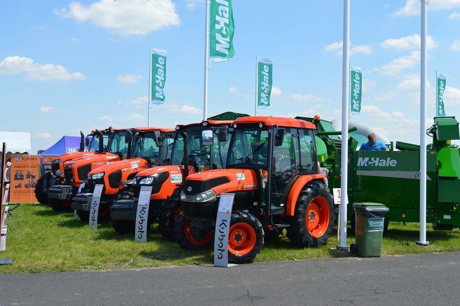 Zielone AGRO SHOW 2019 w Ułężu