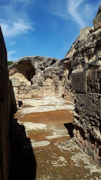 Śladami Rzymian i Maurów…