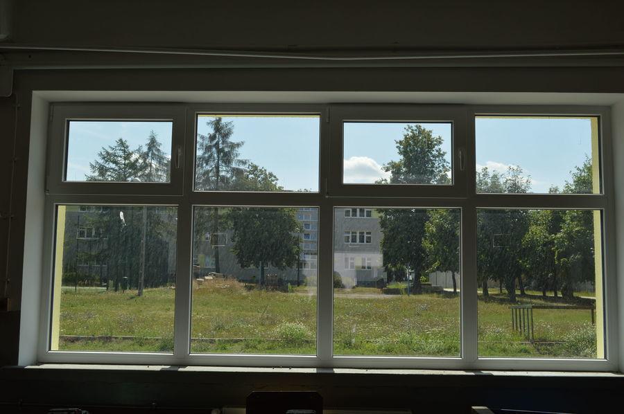 Odbiór budynku warsztatów segment II przy ZSZ Nr 1 w Rykach.