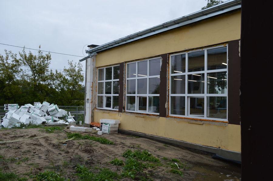Odbiór budynku pracowni zajęć praktycznych przy ZSZ Nr 1 w Dęblinie