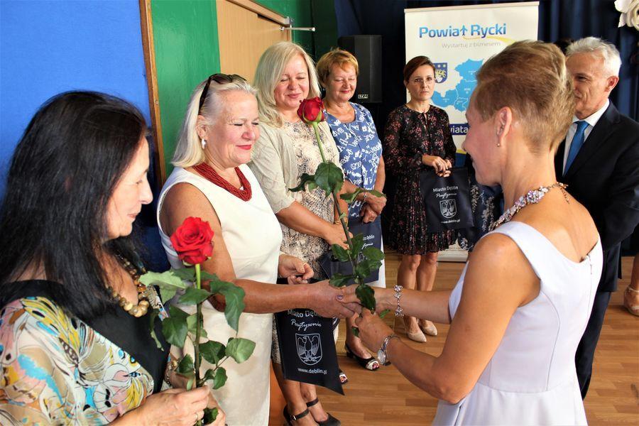Jubileusz 35-lecia Poradni Psychologiczno-Pedagogicznej w Dęblinie
