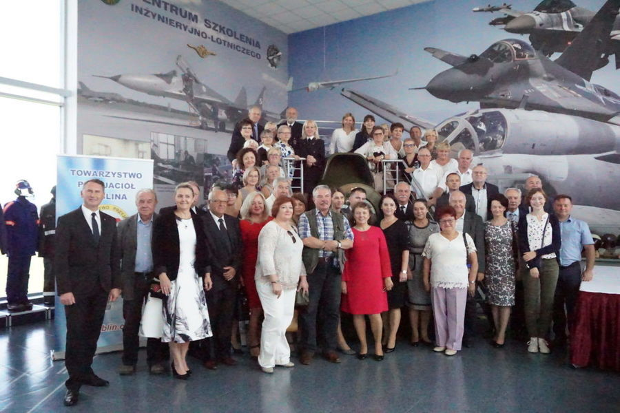 Towarzystwo Przyjaciół Dęblina ma już 40 lat