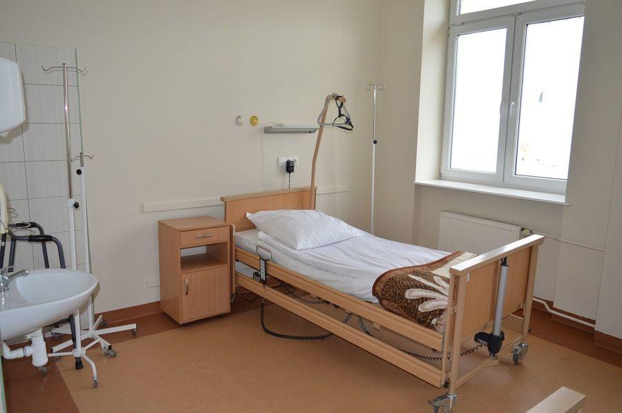 Szpital Powiatowy w Rykach wznawia swoją działalność