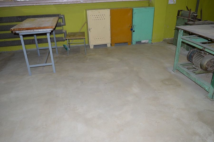 Dostosowanie pomieszczeń na pracownie praktycznej nauki zawodu