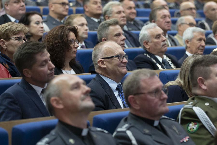 Inauguracja roku akademickiego LAW w Dęblinie