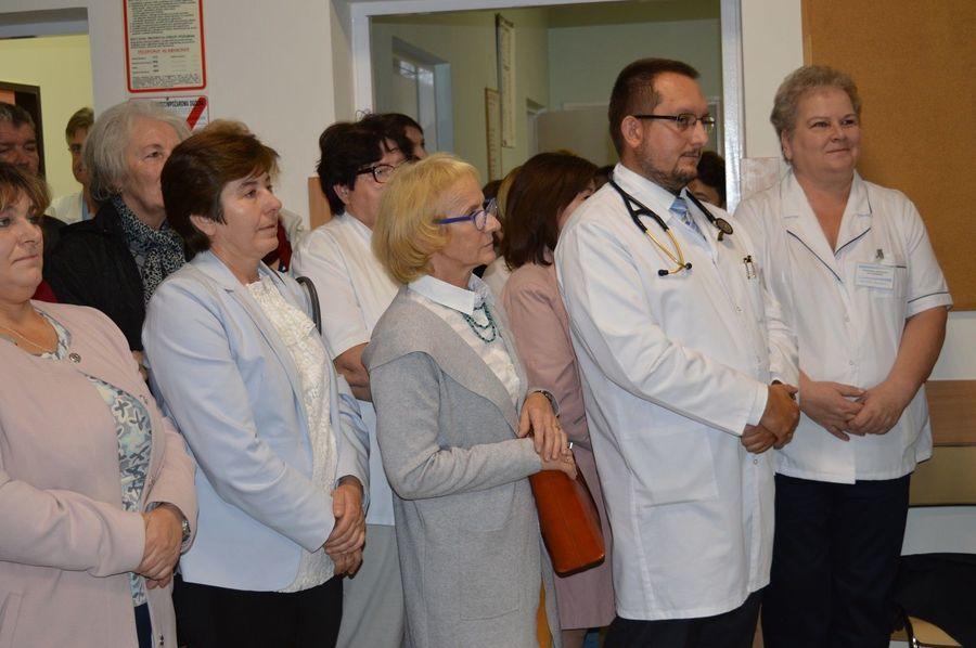 Szpital w Rykach wznowił swoją działalność