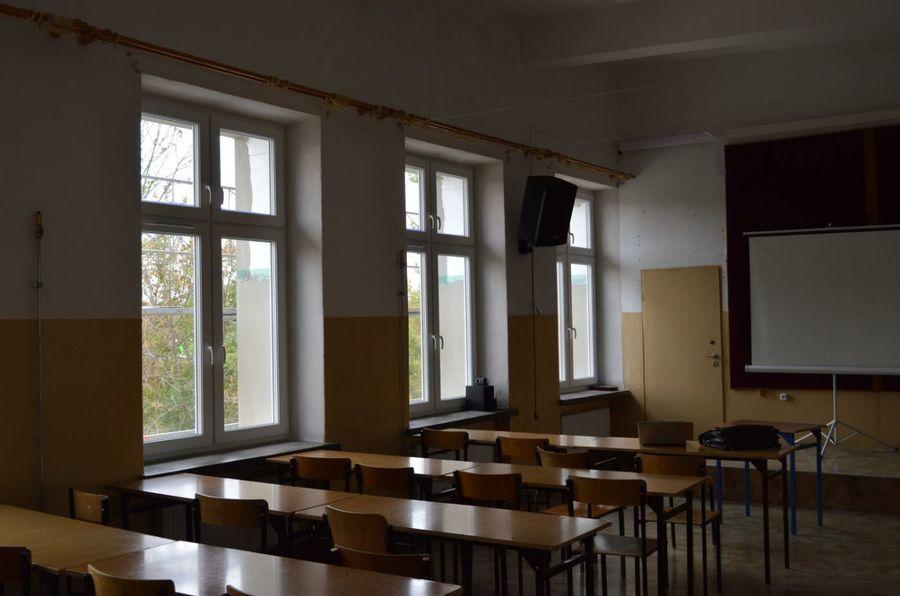 Kolejny odbiór w Zespole Szkół Zawodowych Nr 1 im. gen. F.Kleeberga w Dęblinie
