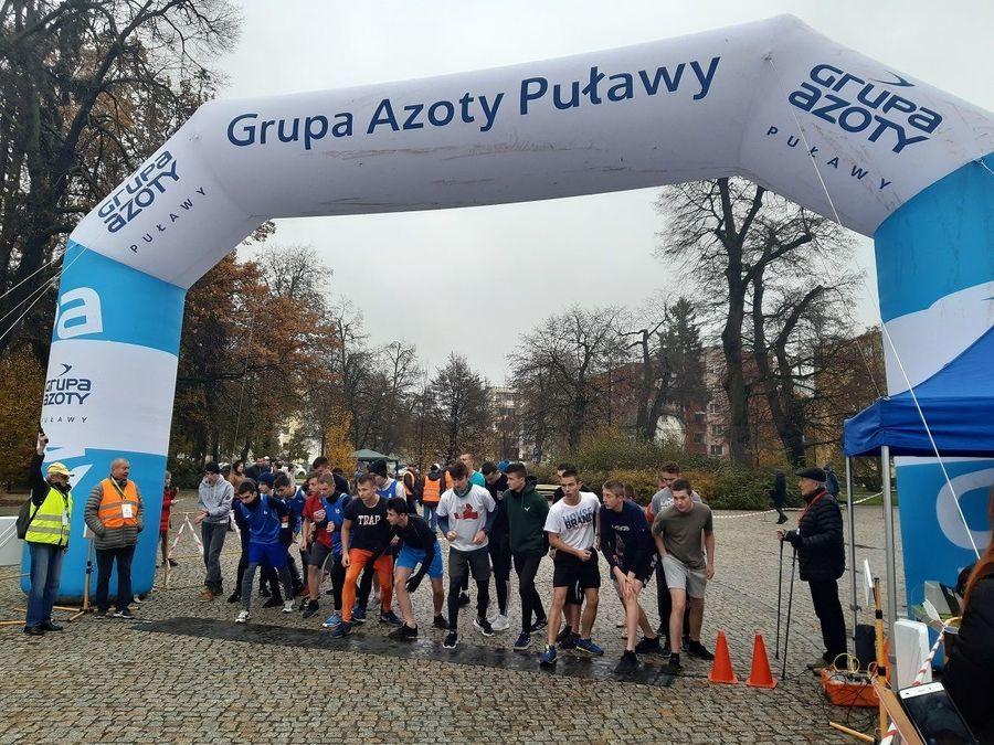 XXX Ogólnopolski Bieg Niepodległości w Puławach