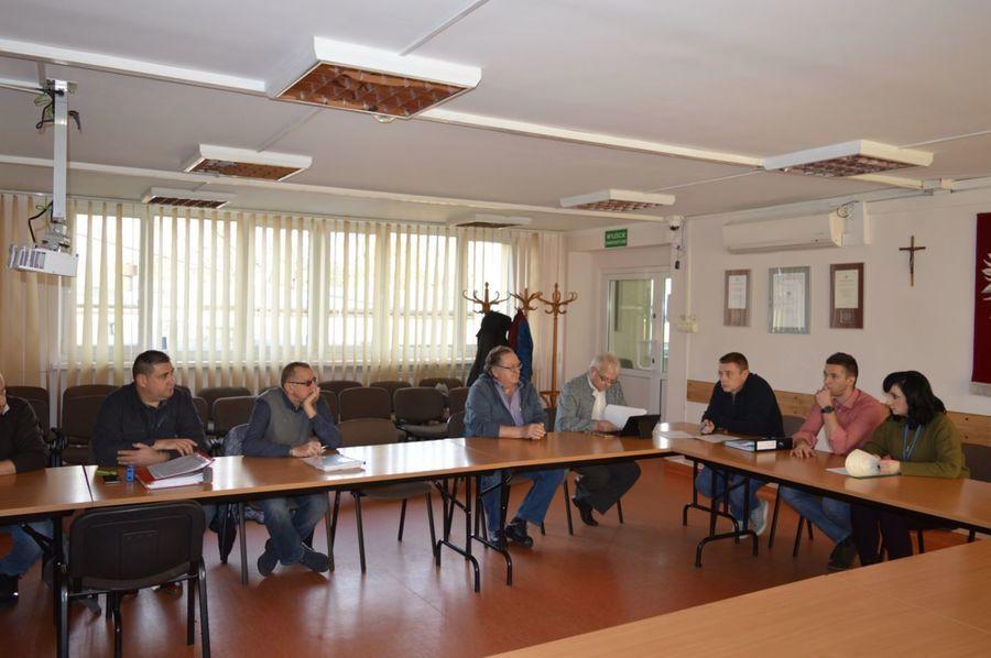 Odbiór budynku Domu Pomocy Społecznej w Leopoldowie!