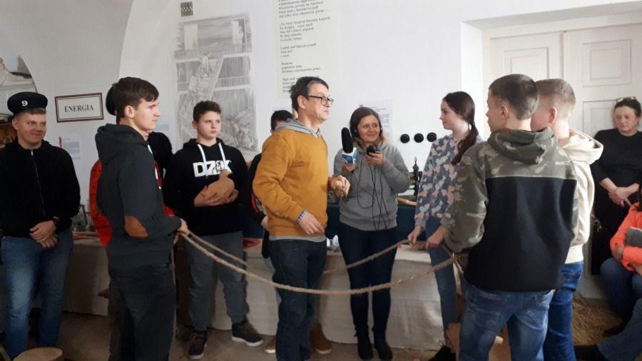Uczymy się historii w Muzeum Wsi Lubelskiej