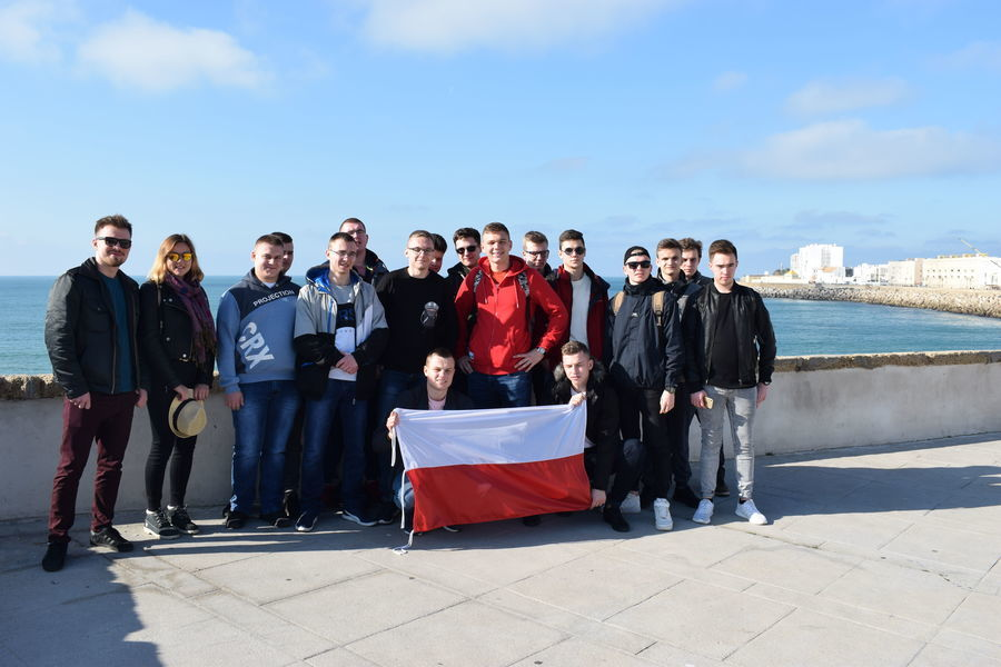 Zakończenie projektu Erasmus + w ZSZ1