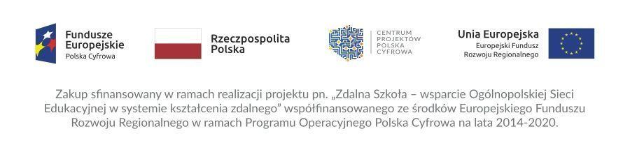 """Powiat rycki realizuje projekt """"ZDALNA SZKOŁA"""""""