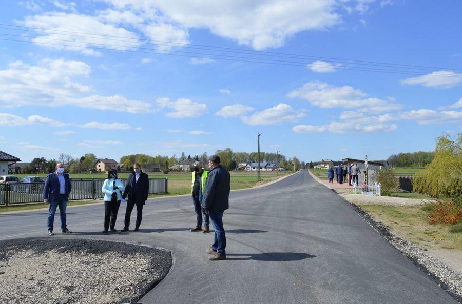Przebudowa dróg powiatowych Nr 1425L i 1426L