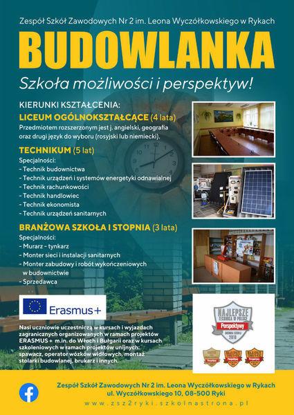 Plakat - Budowlanka