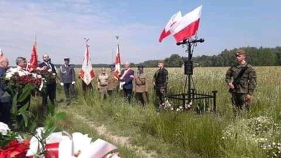 """Uroczystości upamiętnione 74. rocznicę śmierci """"Orlika"""""""